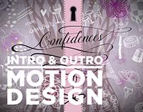 Confidences - Motion Design