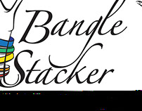 Bangle Stacker Logo and Packaging
