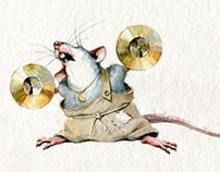 """The Rats"" #8"