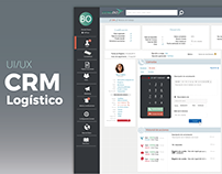 Logistics CRM   Design