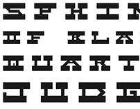 Eastwood Typeface