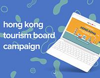 Wego x Hong Kong Tourism Board Campaign