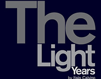 The Light Years - Typography Book