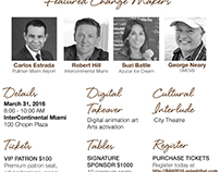 The Miami Arts and Business Council Email Blast