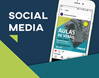 Social Media I Ponto sport Academia