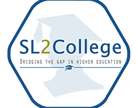 SL2College - Laptop Stickers - 2015