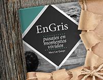 """Portada de libro """"EnGris"""""""