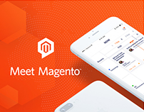 Meet Magento Conference App | SNOWDOG