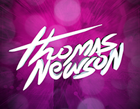 Thomas Newson A4 Poster