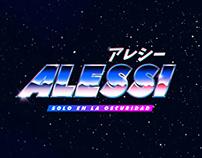 Alessi Torres - Solo en la oscuridad (vídeo musical)