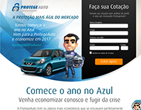 ProtegeAuto - LandPage 2017