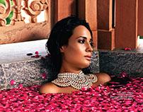 Jewellery Shoot-Harper's Bazaar Bride, India - Sept '15