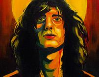 A God of Rock: Jimmy Page