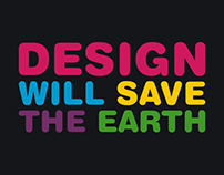 Design Will Save The Earth