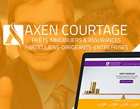 AXEN COURTAGE