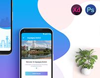 Mobile App For Gopalganj