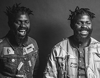 Andile & Bandile | Faces | 2018