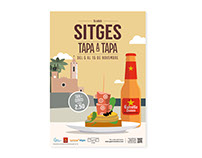Tapa a tapa Sitges autumn 2015