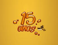 BeeWeb - 15 anos