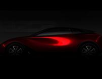 Mazda CX-EV Concept (01.2017)