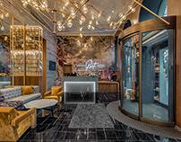Grand Poet Hotel Interior Photography/ 2018