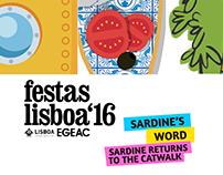 Festas de Lisboa'16 | Sardines Contest