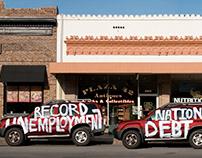 Democratic Party : Outdoor Advertising Concept