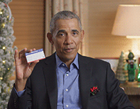 Barack Obama's Holiday gift list.
