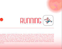 Running--Fairy tale of Houyi