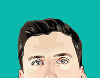 Design Cuts' team vector portraits