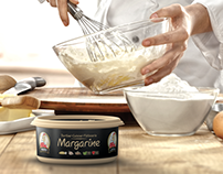 photo compositing-Retouche/ Margarine Many