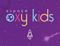 Identidade Visual - Espaço Oxy Kids