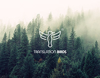 translation birds logo