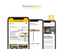 Patio Responsive Website