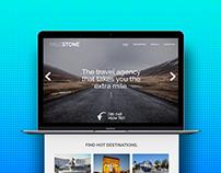 MileStone Travel Branding and Web Design