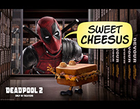 """Selling Out""Devour featuring Ryan Reynolds as DEADPOOL"