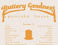 Buttery Goodness Menu