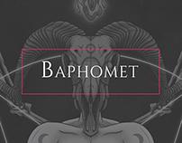 Baphomet - Ilustración