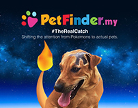 PetFinder.my #TheRealCatch