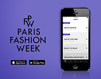 Paris Fashion Week – Ux/Ui