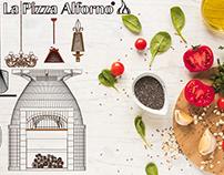 | LA PIZZA ALFORNO |