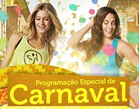 Posts para Especial de Carnaval