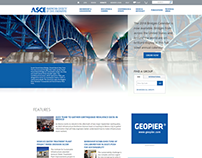 ASCE.org 2014 Redesign - Lead Content Strategist