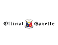 Projects for the Official Gazette PH (2015-2016)