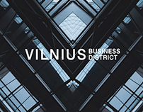 Vilnius Business District