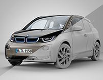CGI BMW i3