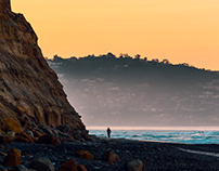 :Torrey Pines Sunrise: