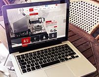 Hino Pak Web Design