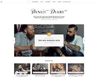Banu - A Modern Blog Shop WordPress Theme