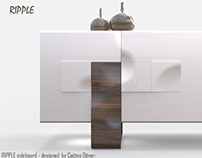 RIPPLE dining collection.